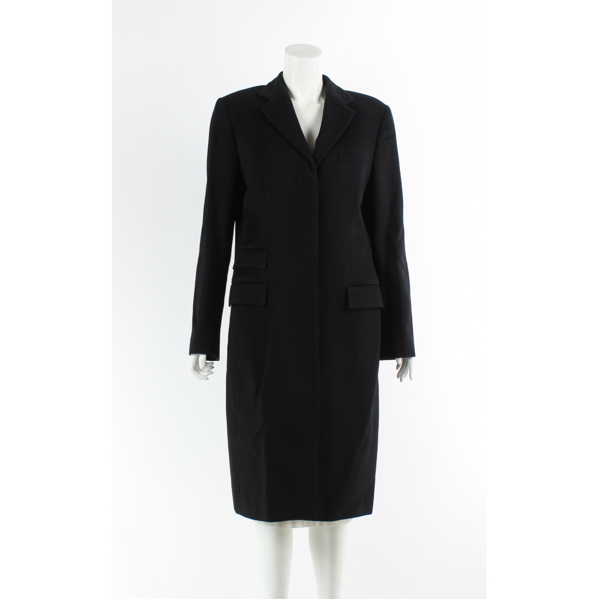 Gucci \N Trench in  Schwarz Wolle