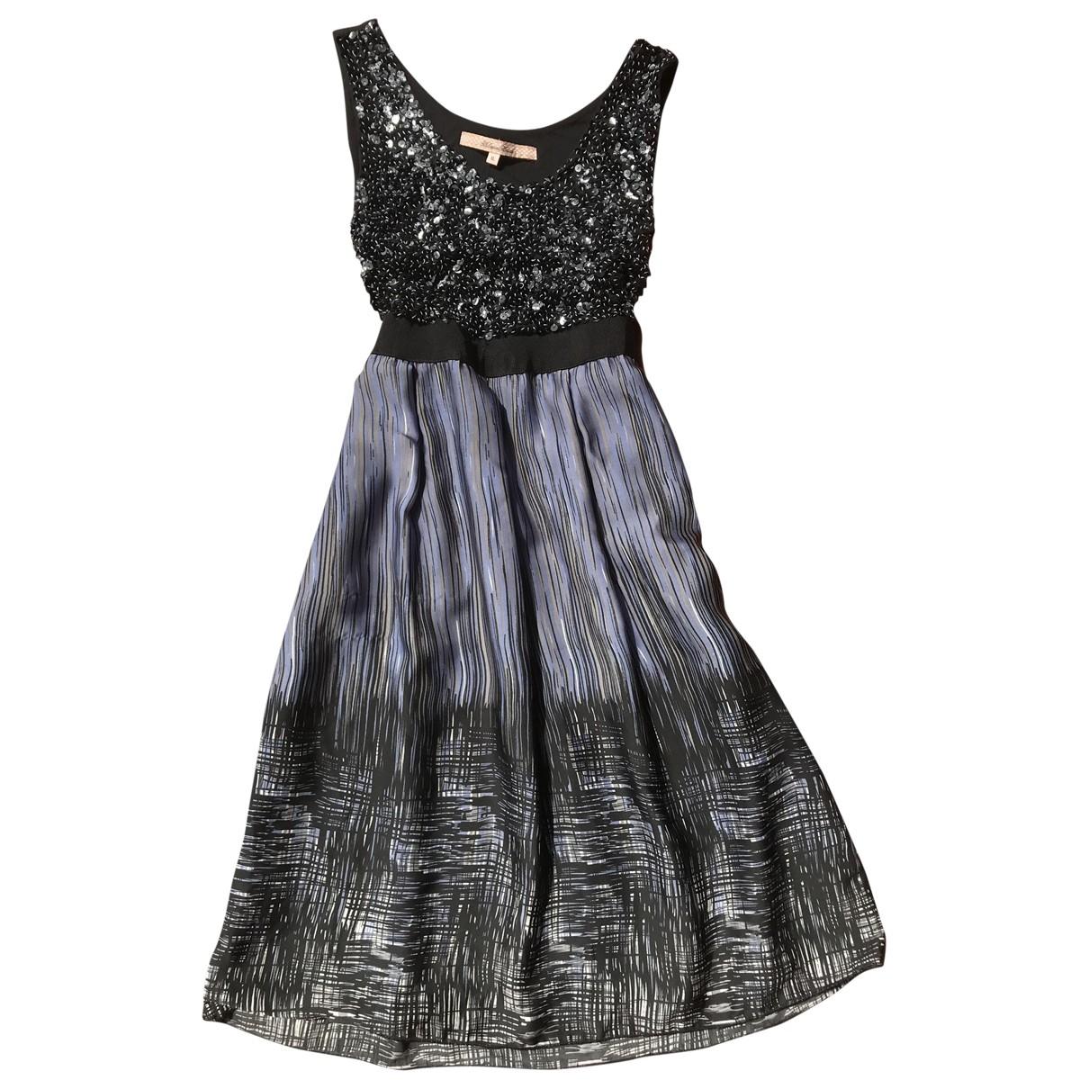 Silvian Heach \N Blue Cotton dress for Women M International