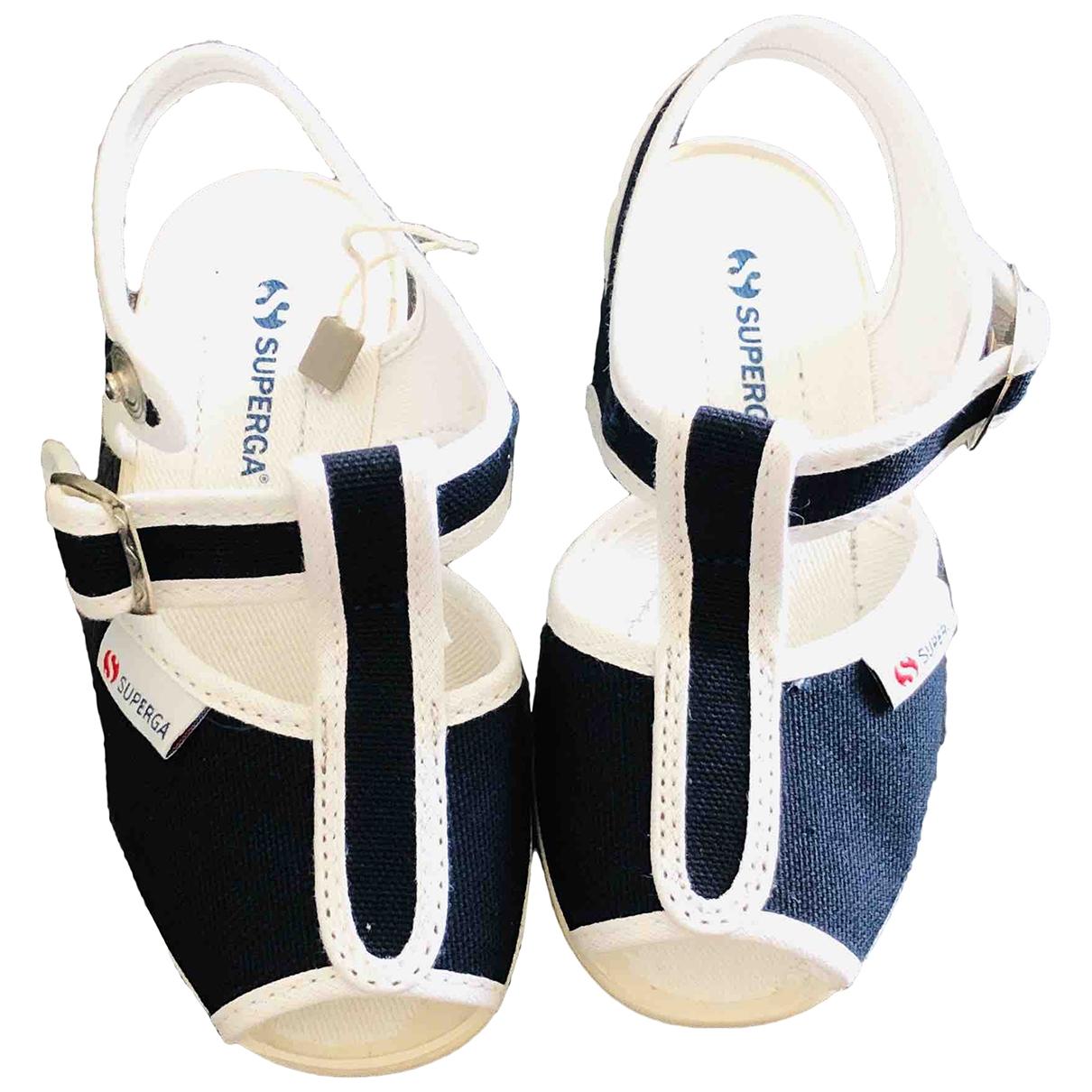 Sandalias de Lona Superga