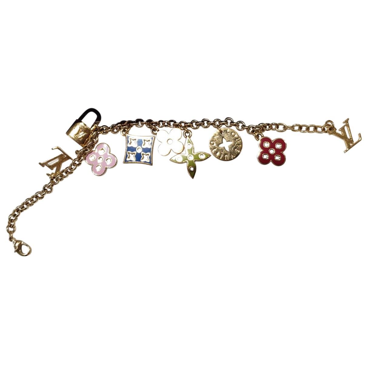 Louis Vuitton \N Armband in  Bunt Metall