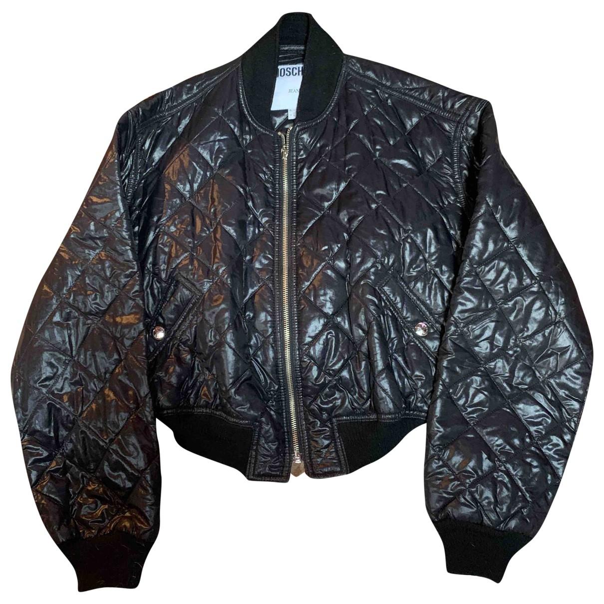 Moschino Love - Manteau   pour femme - noir