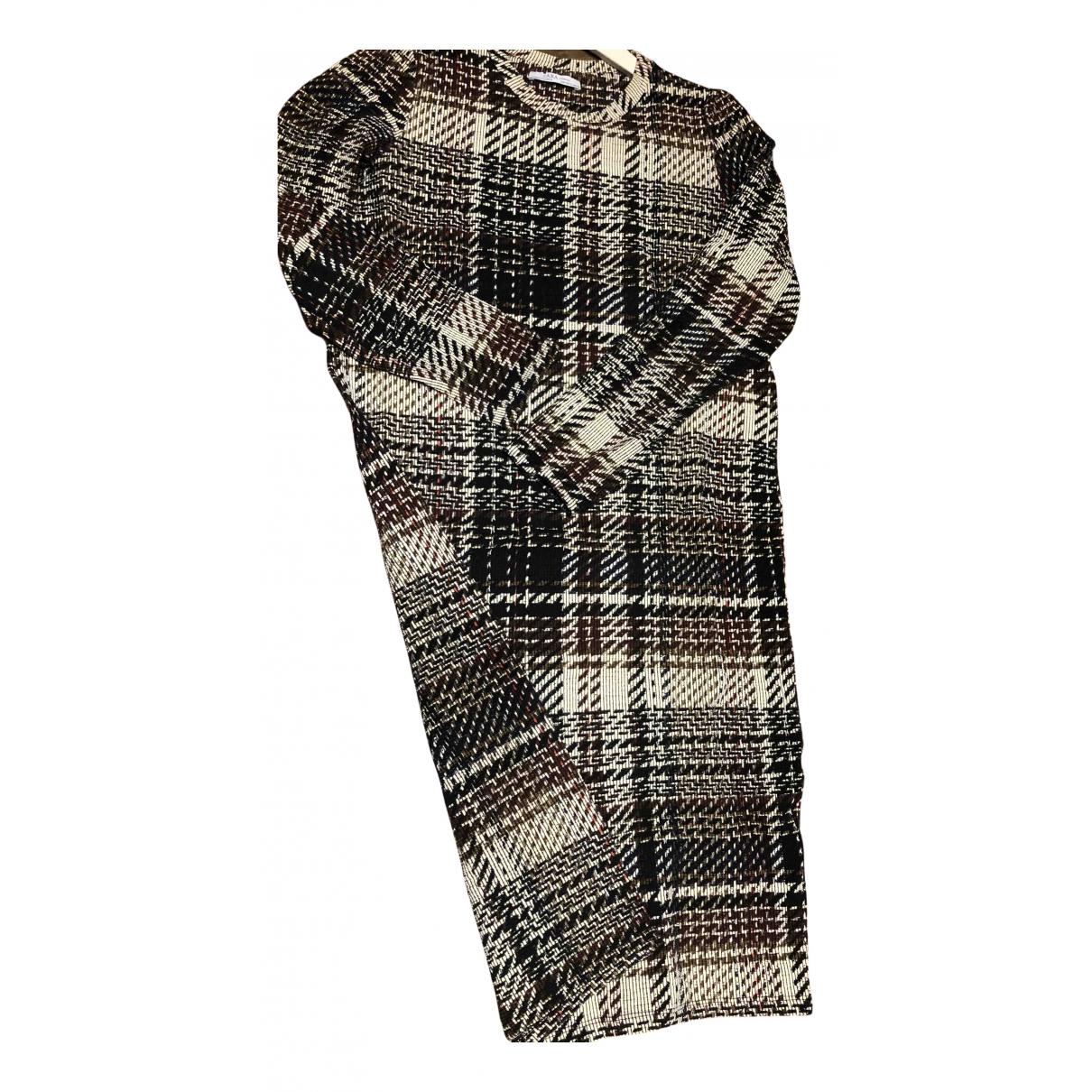 Zara \N Kleid in Polyester