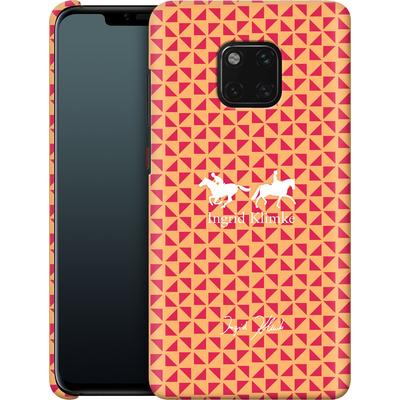 Huawei Mate 20 Pro Smartphone Huelle - Triangle Silhouette von Ingrid Klimke