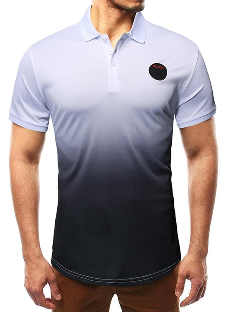 Ericdress Casual Polo Shirt