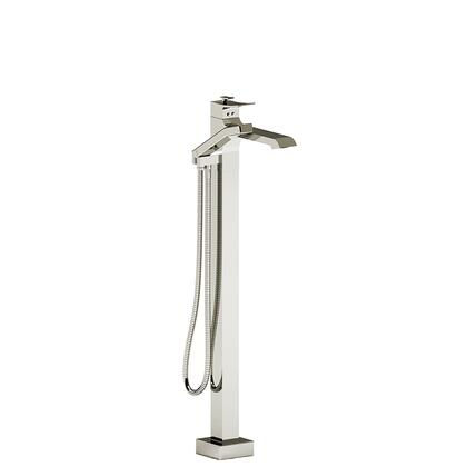 Zendo ZO39PN-SPEX Single Hole Faucet for Floor Mount Tub  Zo  in Polished