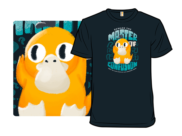 Master Of Confusion T Shirt