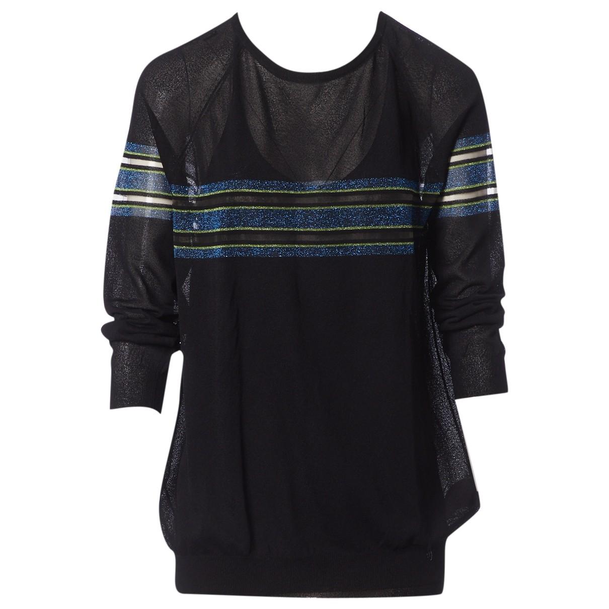 Gucci \N Pullover in  Schwarz Viskose