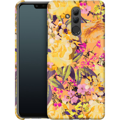 Huawei Mate 20 Lite Smartphone Huelle - Symmetric Spring von Zala Farah