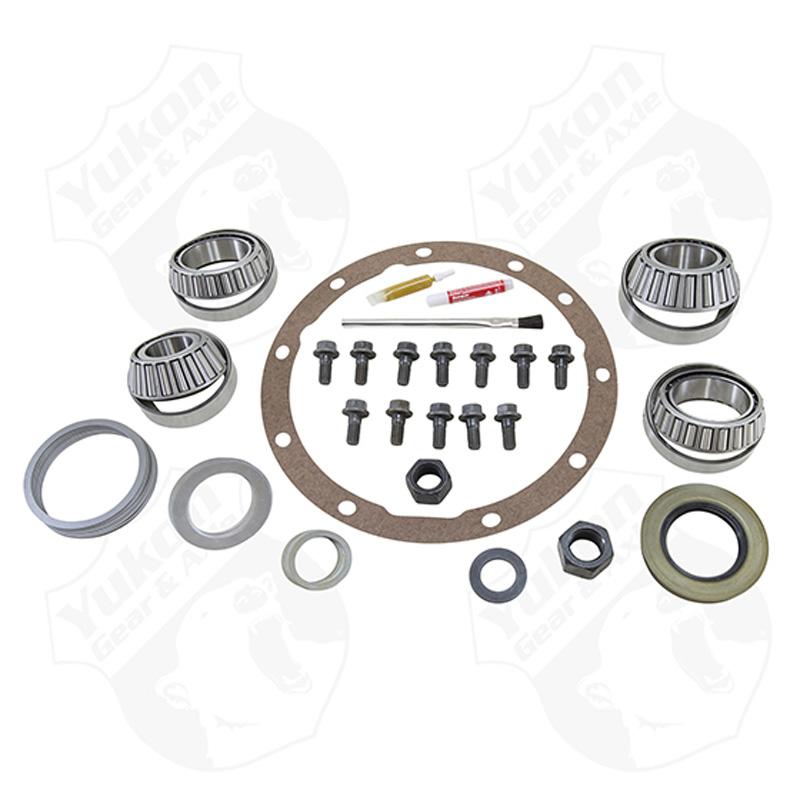 Yukon Master Overhaul Kit Chrysler 8.75 Inch 41 Housing w/Lm104912/49 Carrier Bearings Yukon Gear & Axle YK C8.75-A