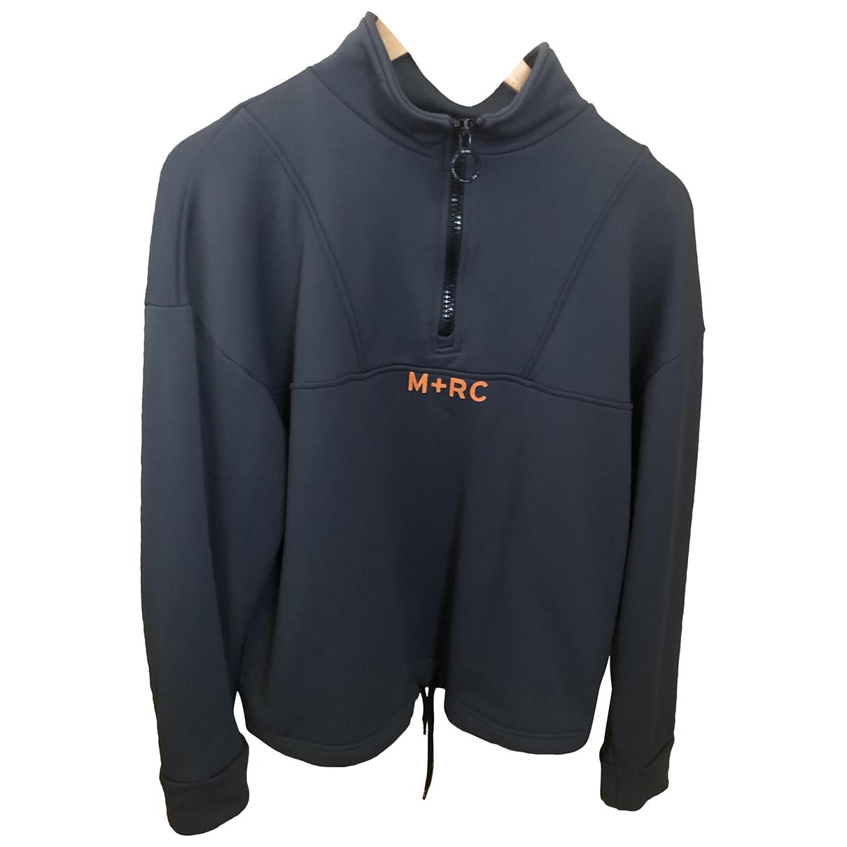 M+rc Noir \N Pullover.Westen.Sweatshirts  in  Schwarz Baumwolle