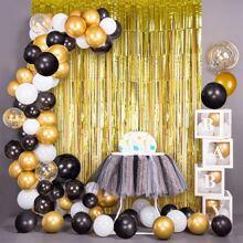 45pcs Decorative Balloon Set