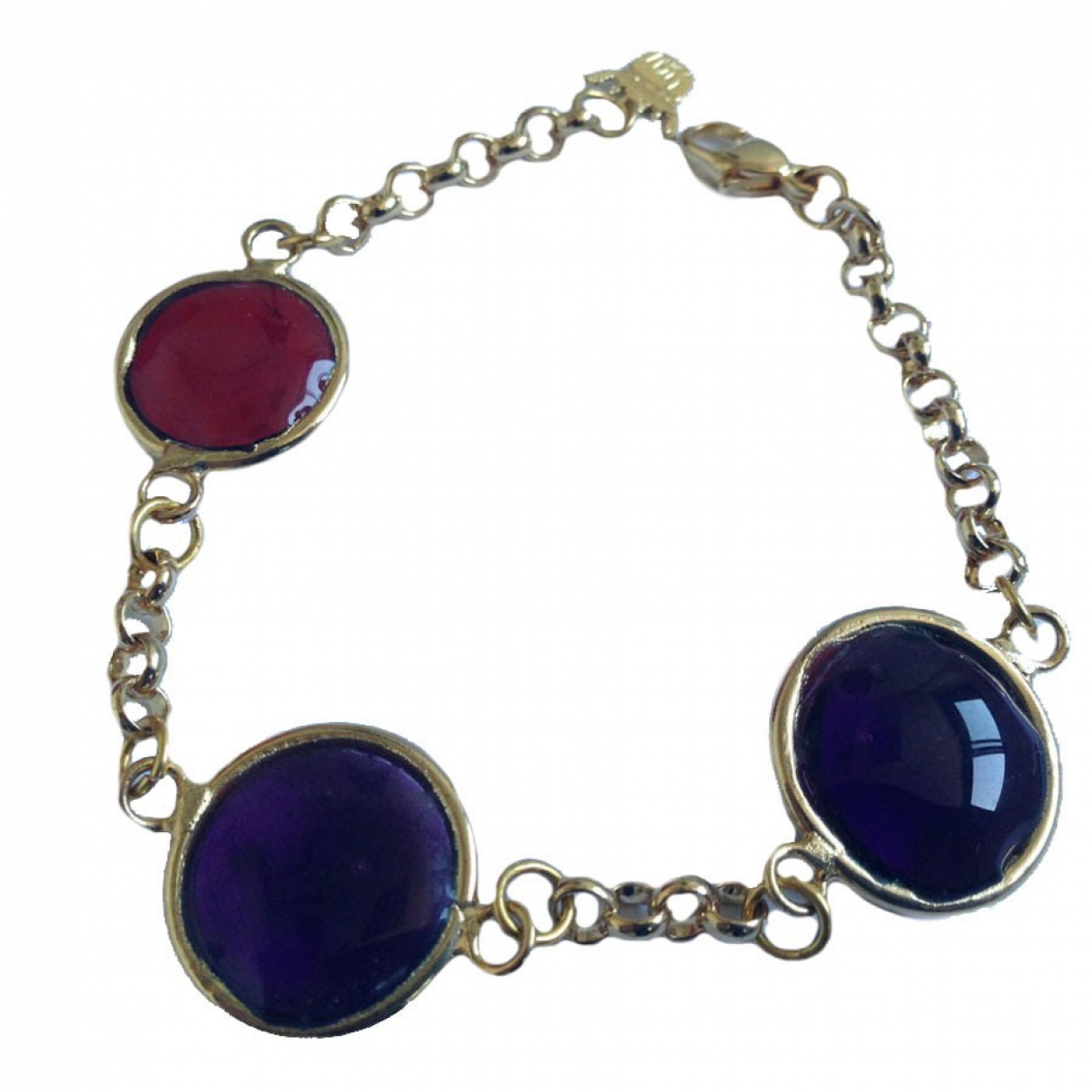 Marguerite De Valois \N Armband in  Gold Metall