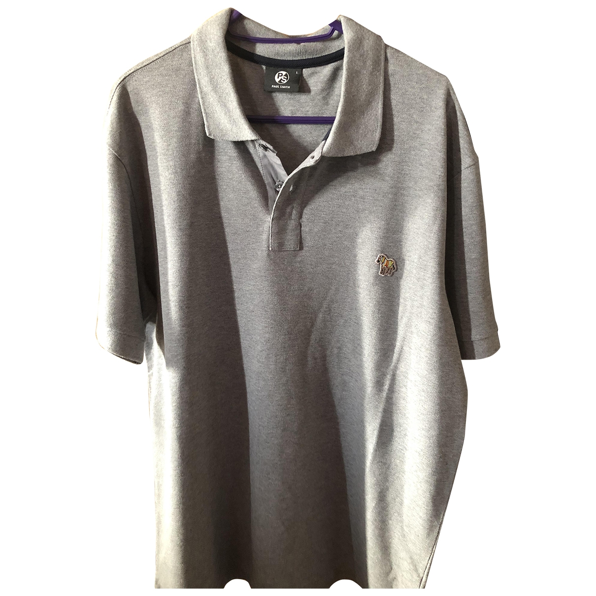 Paul Smith \N Poloshirts in  Grau Baumwolle