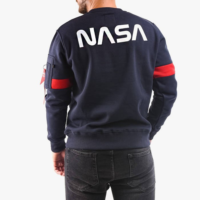 Alpha Industries Apollo 15 Sweater198301 07