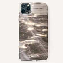 Water Wave Pattern iPhone Case