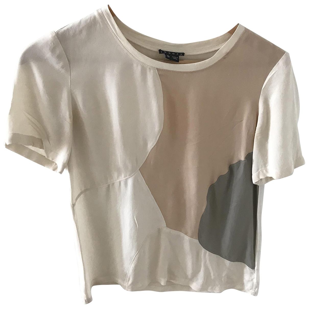 Camiseta de Seda Theory