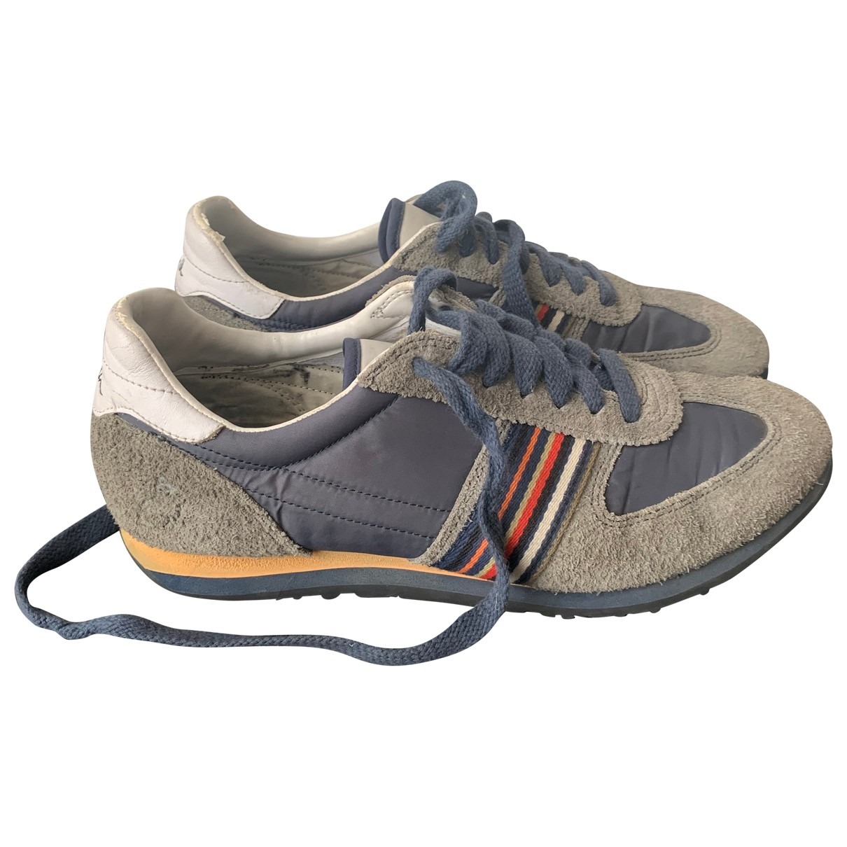 Paul Smith \N Sneakers in  Weiss Leder