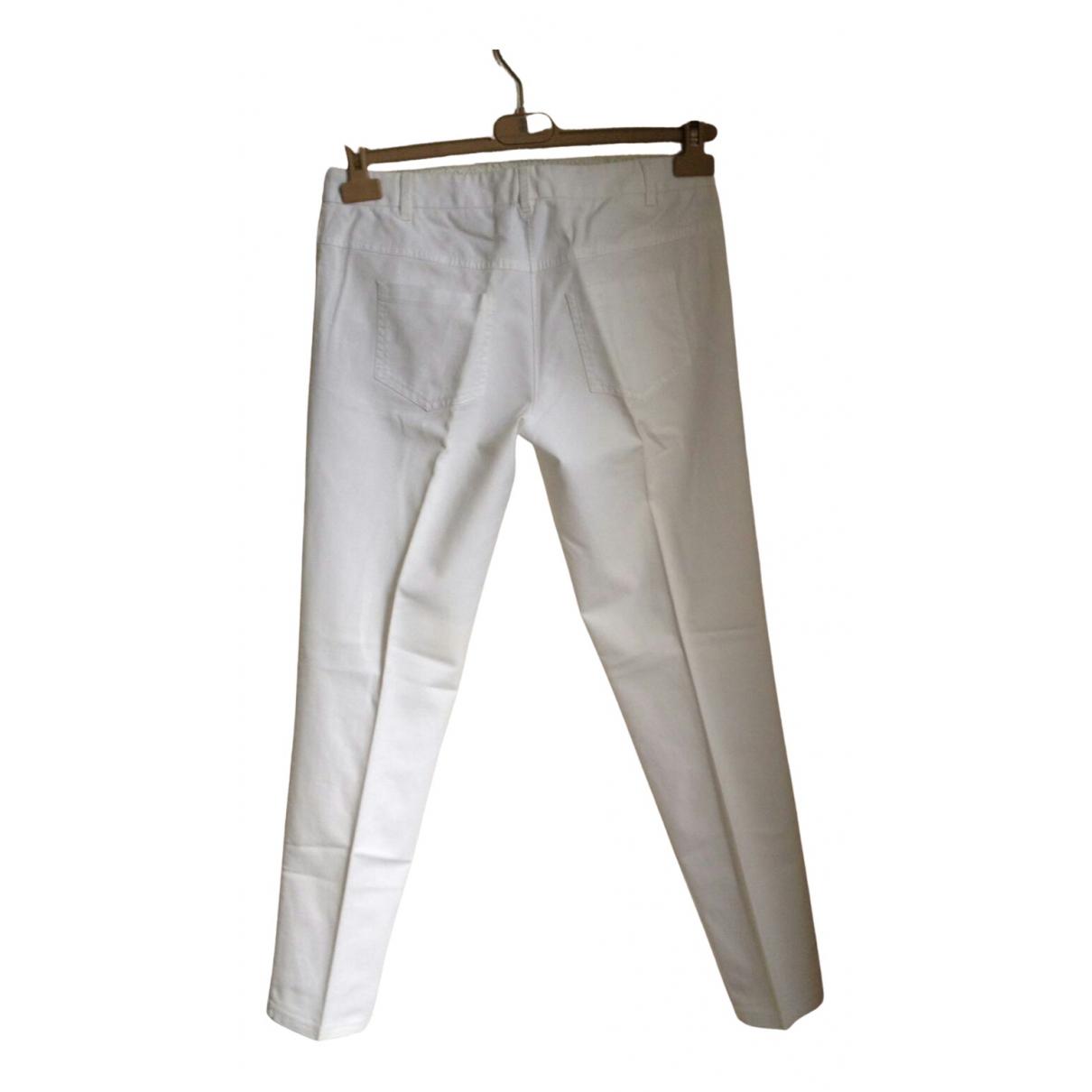 Pantalon de traje Moschino Love