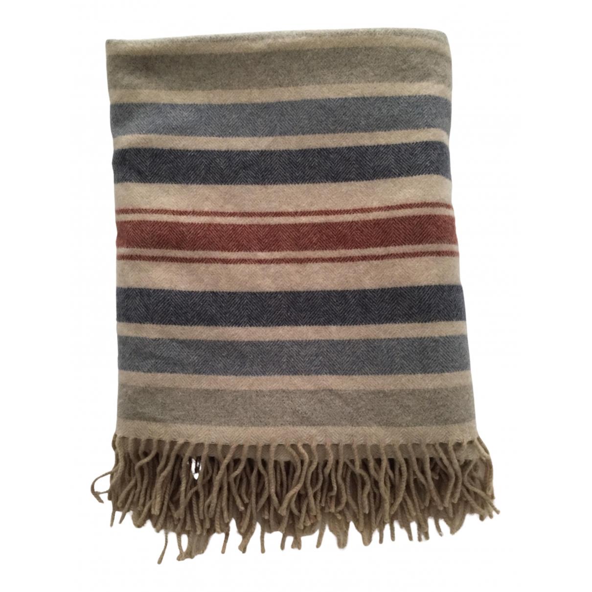 - Linge de maison   pour lifestyle en laine - multicolore