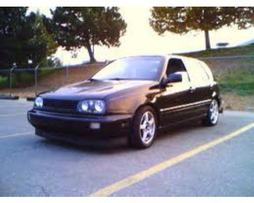 Advan Carbon BKVG93-AC1974HC OEM Style Carbon Fiber Hood Volkswagen Golf MK III 1993-1998