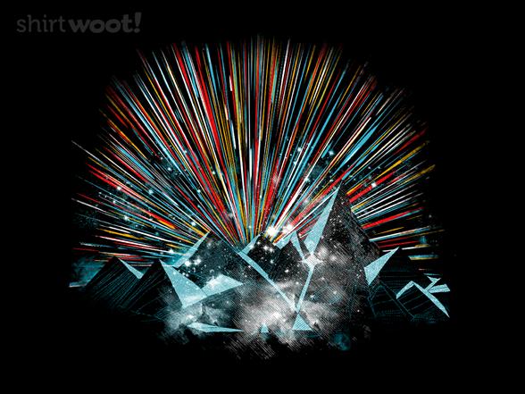 Fireworks T Shirt