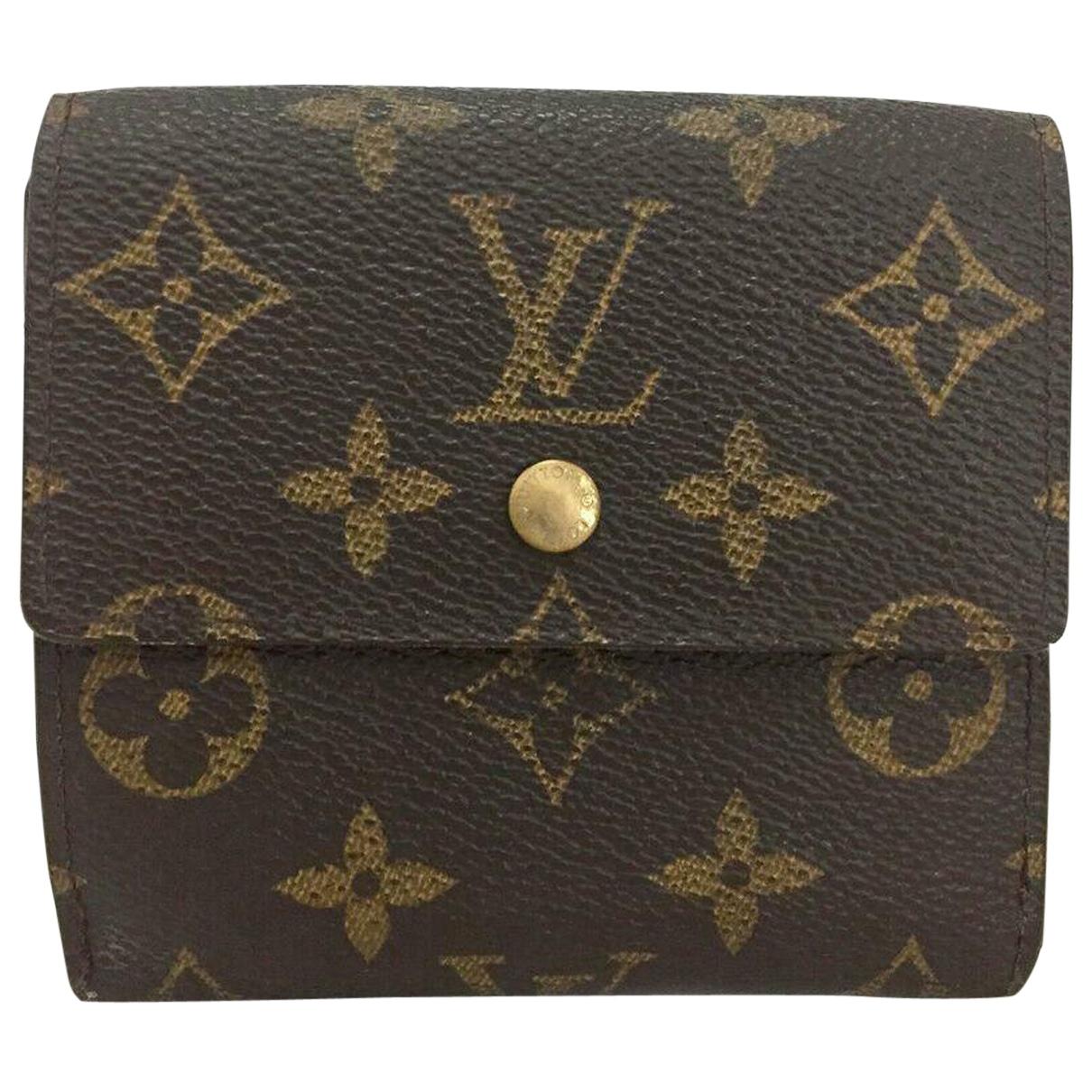 Louis Vuitton - Portefeuille   pour femme en cuir