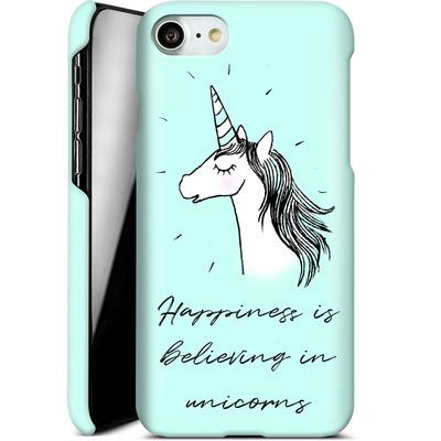 Apple iPhone 7 Smartphone Huelle - Believing von caseable Designs