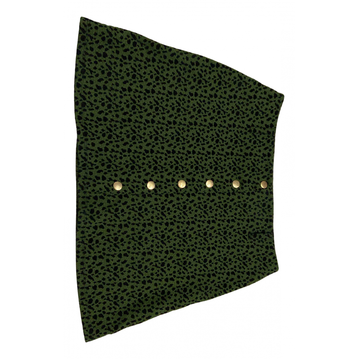 Zara \N Rocke in  Gruen Polyester