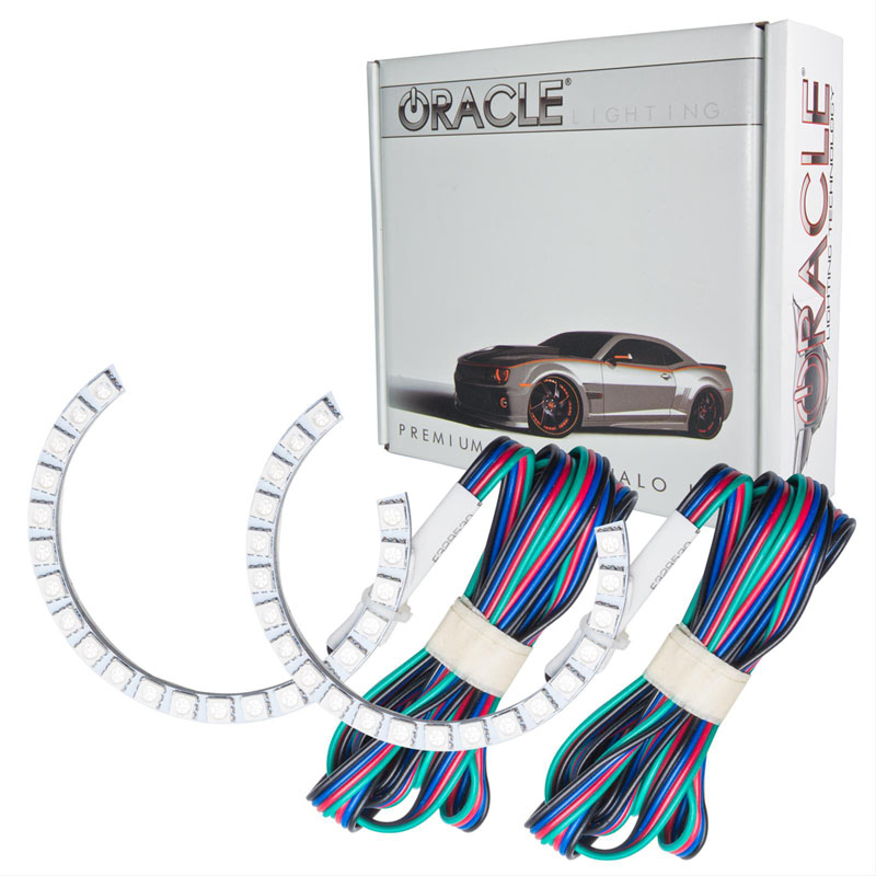 Oracle Lighting 2351-504 Audi A5 2007-2013 ORACLE ColorSHIFT Halo Kit