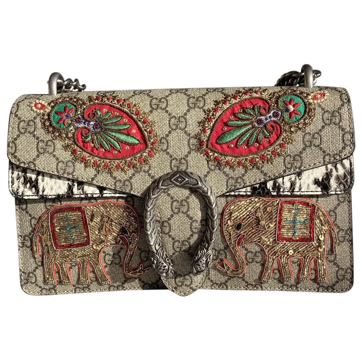Gucci Dionysus Handtasche in Python