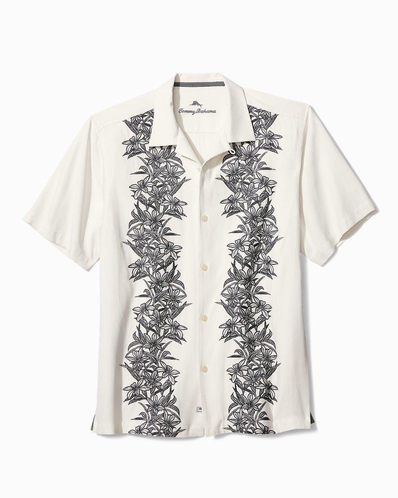 Midnight Blooms Camp Shirt