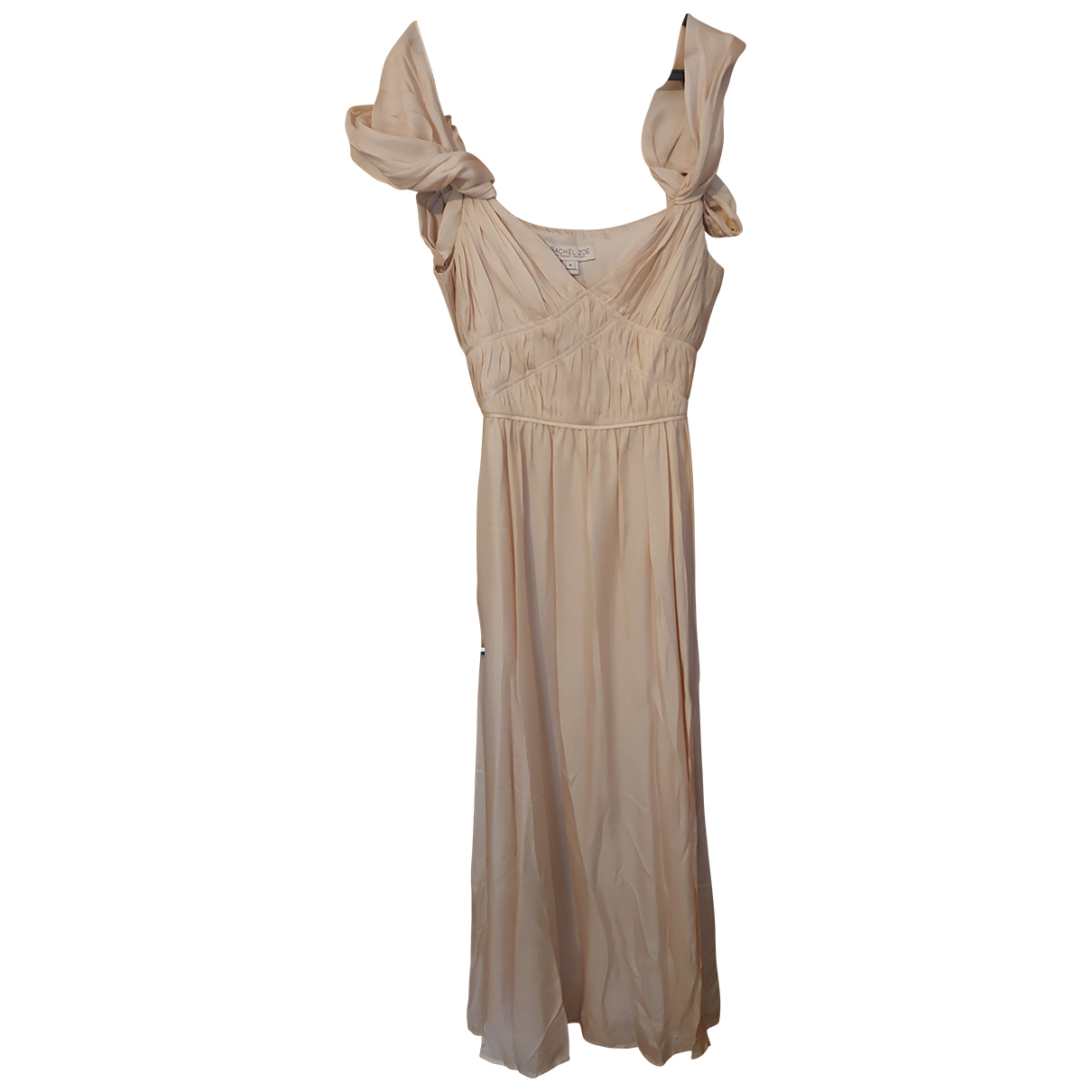 Rachel Zoe \N Kleid in  Rosa Seide