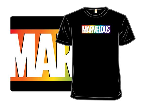 Marvelous Pride T Shirt