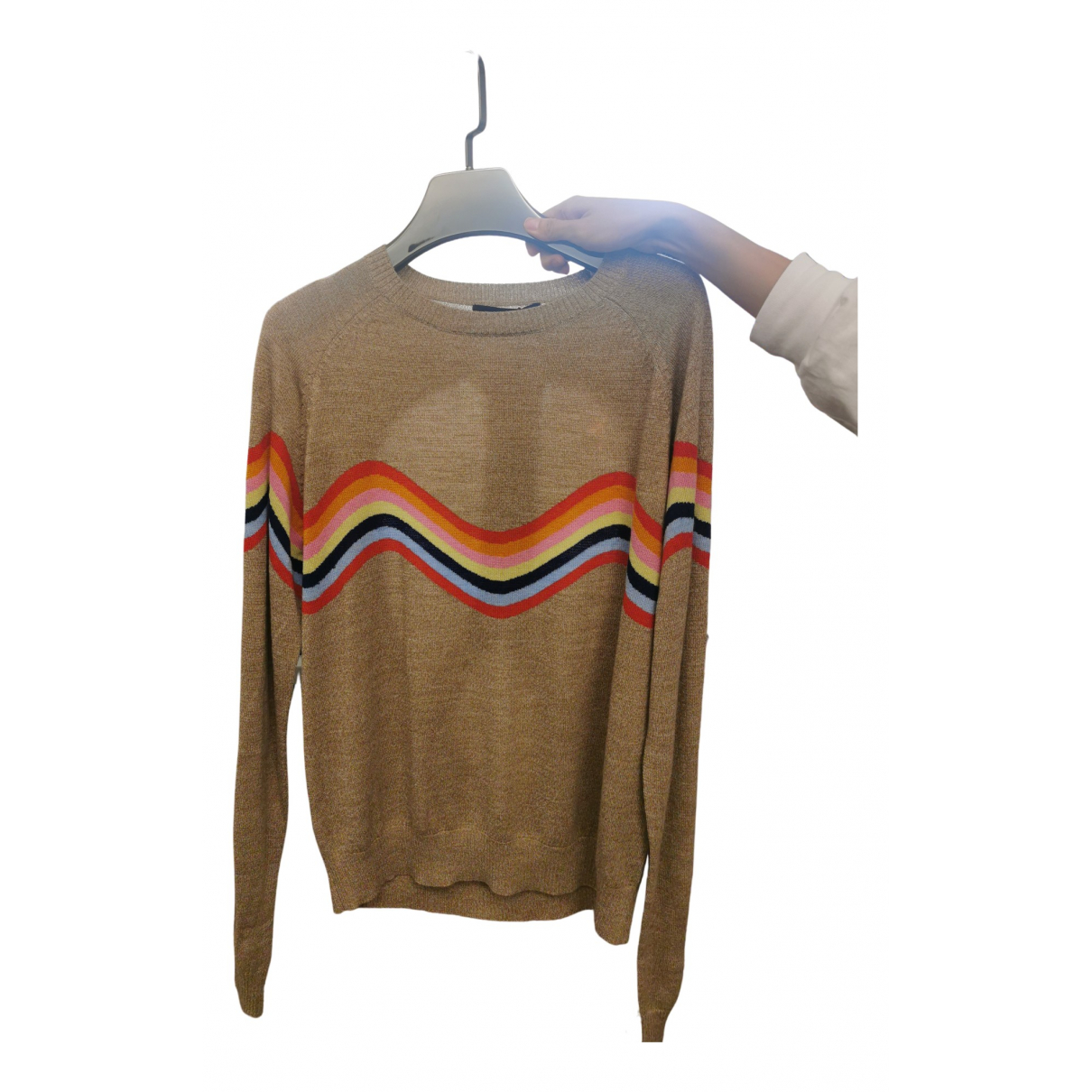 House Of Holland N Multicolour Wool  top for Women XXS International