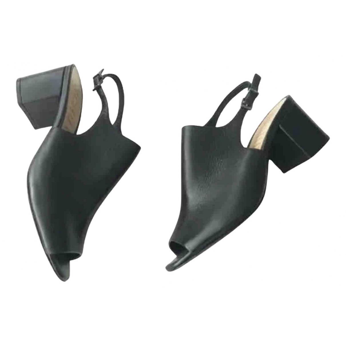 Sandalias romanas de Cuero Schutz