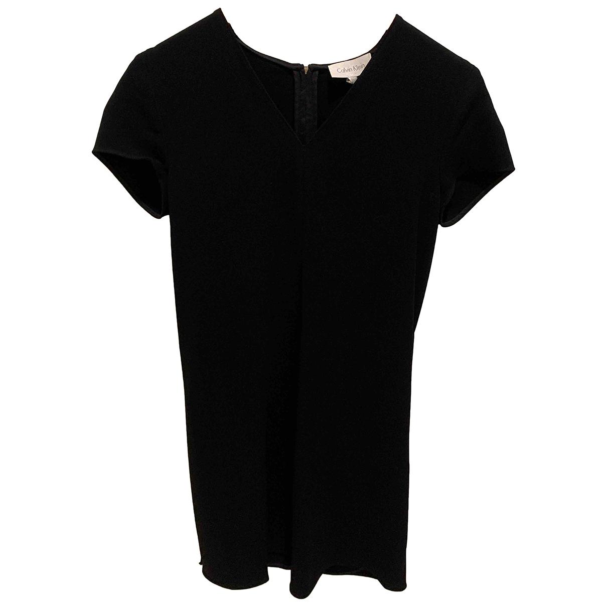 Calvin Klein N Black dress for Women 34 FR
