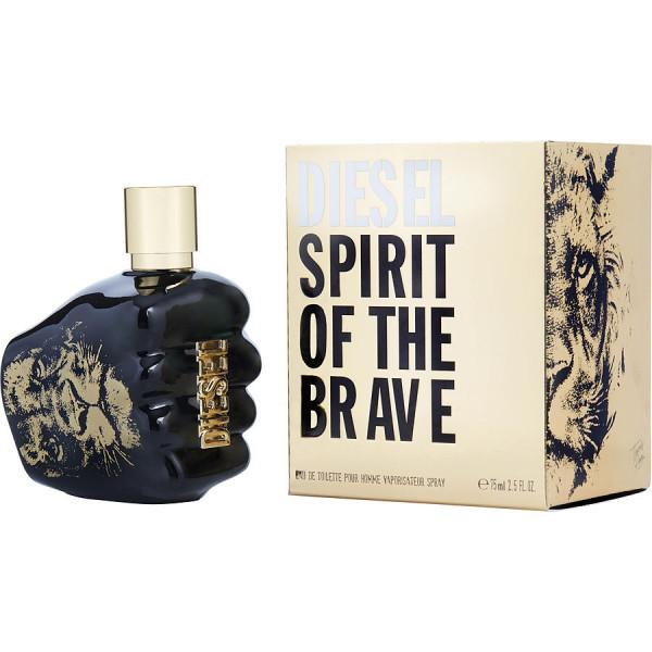 Spirit Of The Brave - Diesel Eau de toilette en espray 75 ml