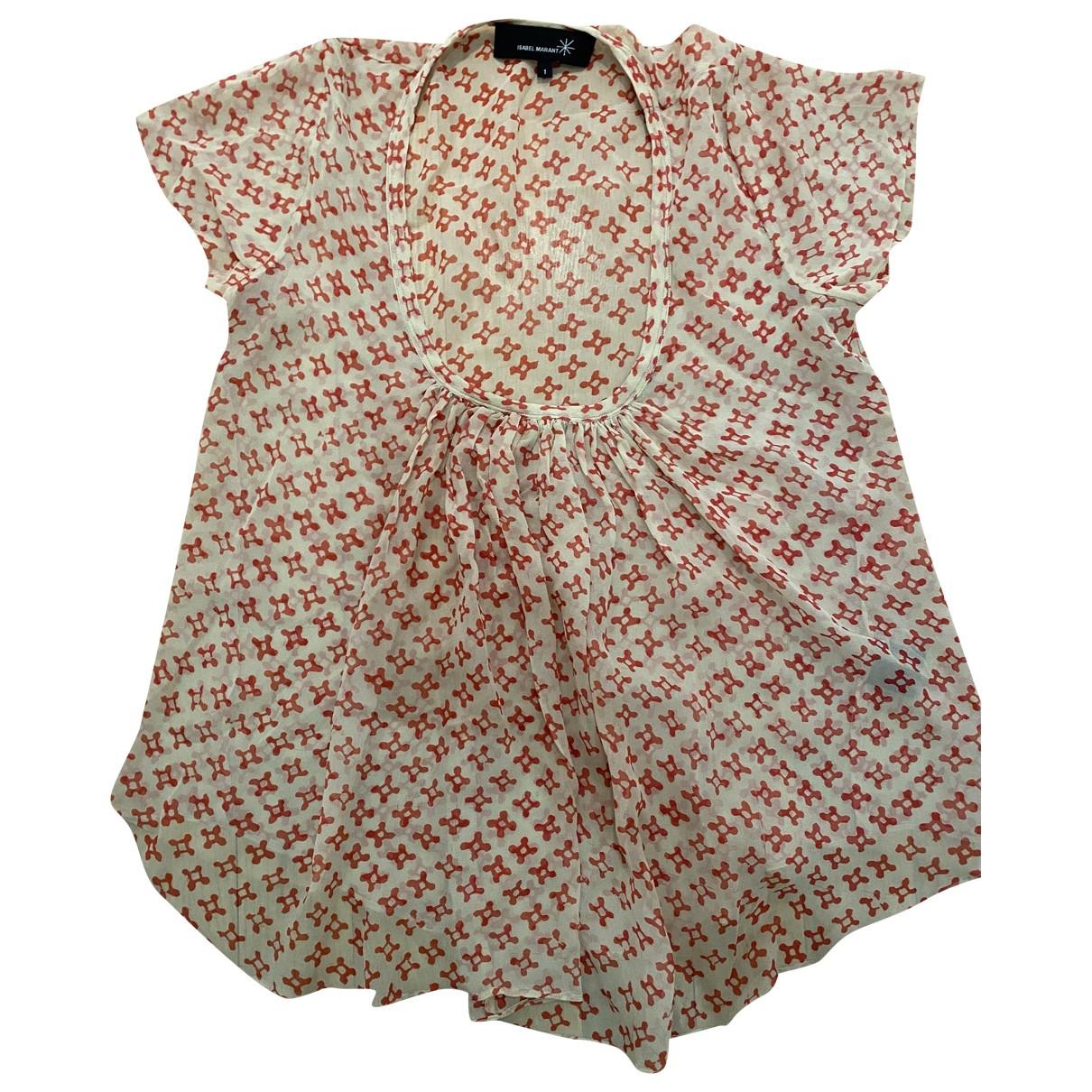 Isabel Marant Etoile \N Top in  Beige Polyester