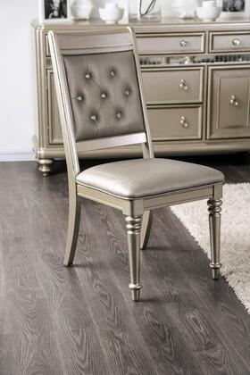 Xandra Collection CM3239SC-2PK Side Chair in