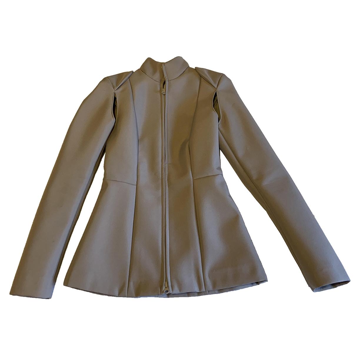 Maison Martin Margiela Pour H&m \N Beige jacket for Women 36 IT