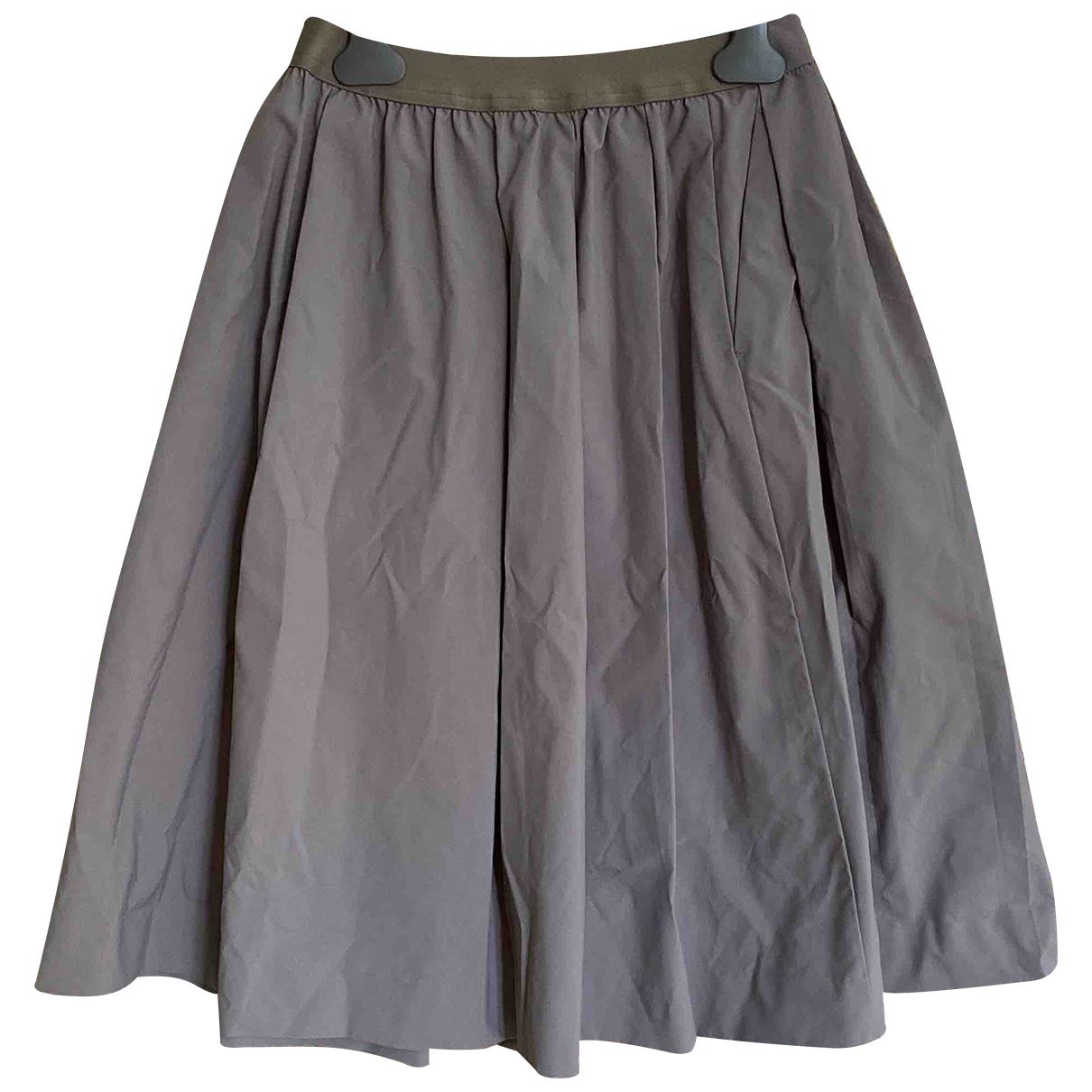 Uniqlo N Khaki skirt for Women S International