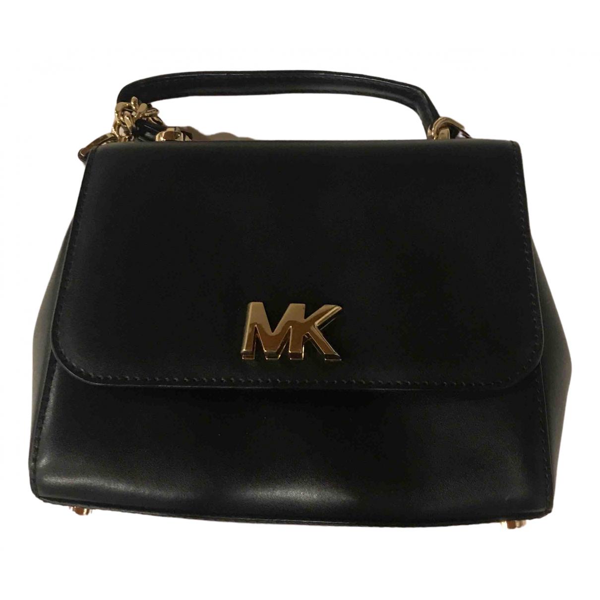 Michael Kors - Sac a main   pour femme en cuir - noir