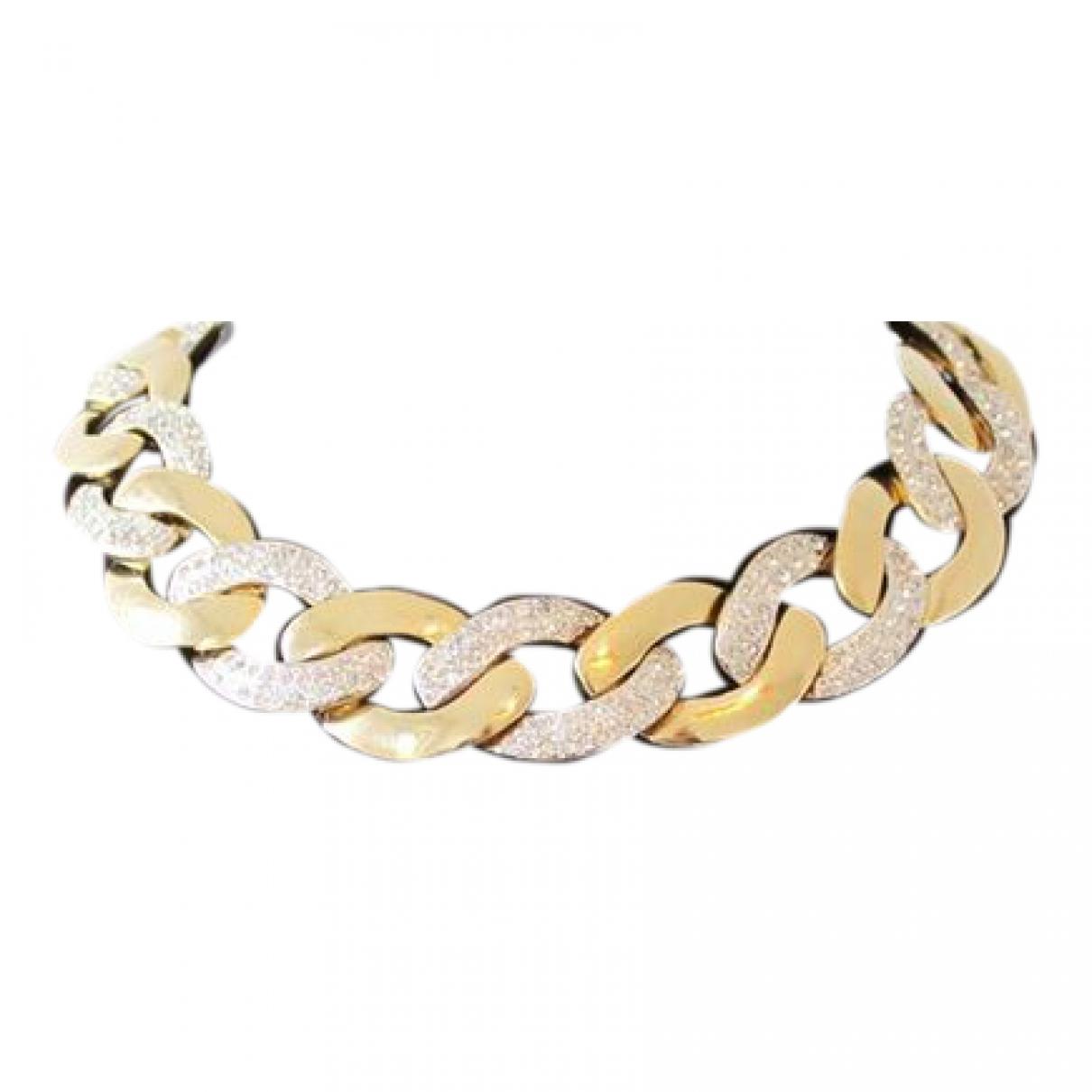Collar de Oro blanco Carlo Zini