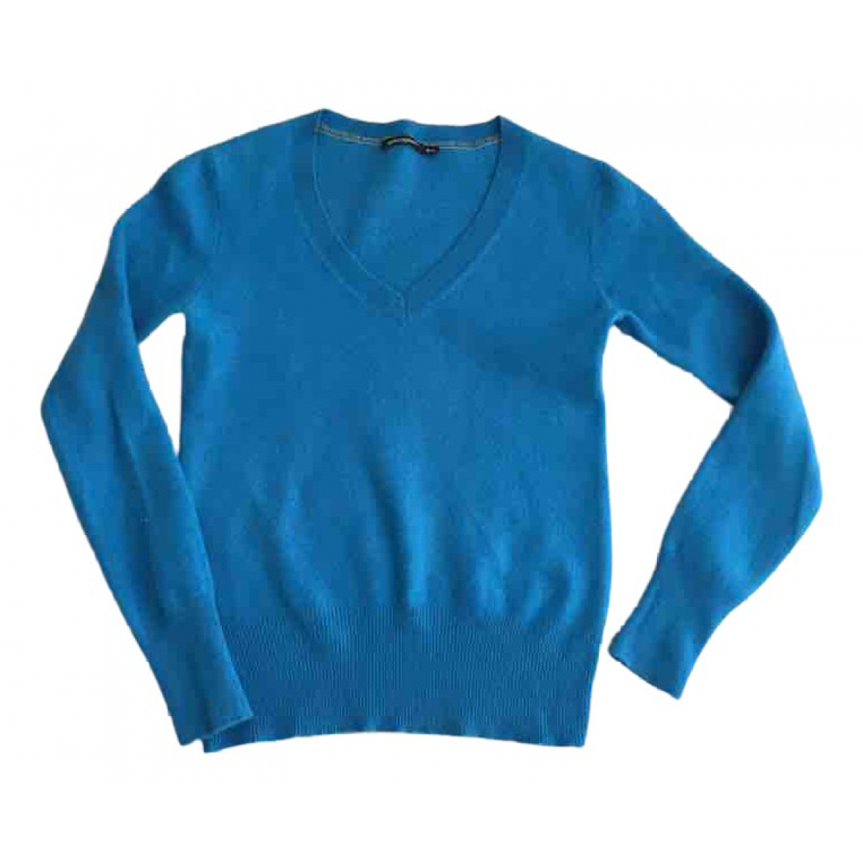 Non Signé / Unsigned \N Blue Cashmere Knitwear for Women S International