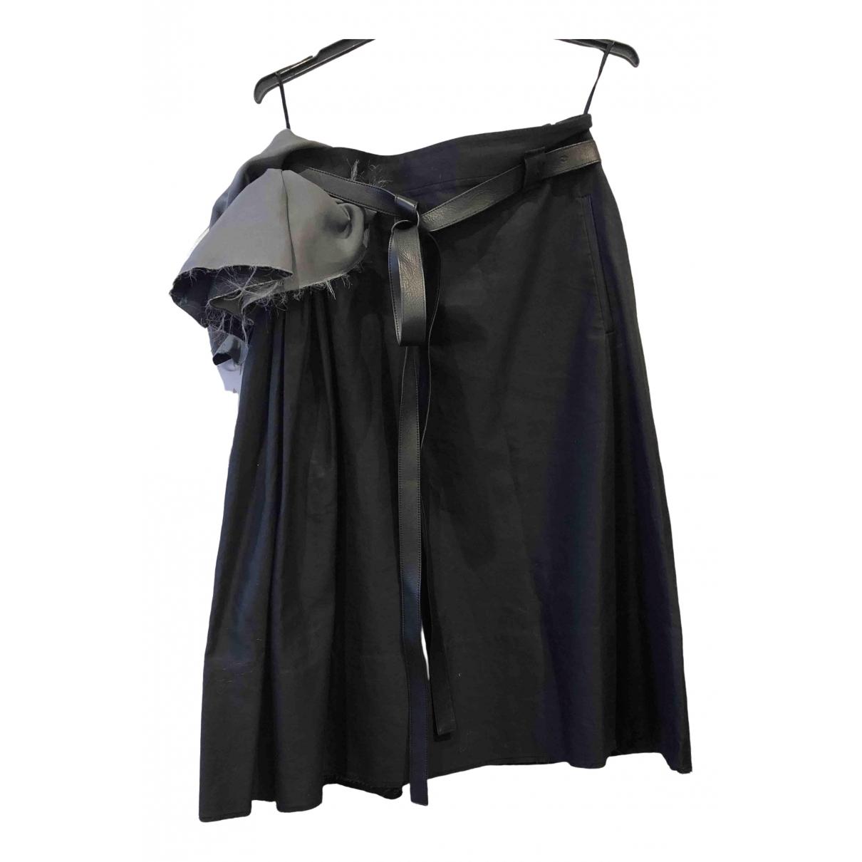 Bottega Veneta - Jupe   pour femme en coton - noir