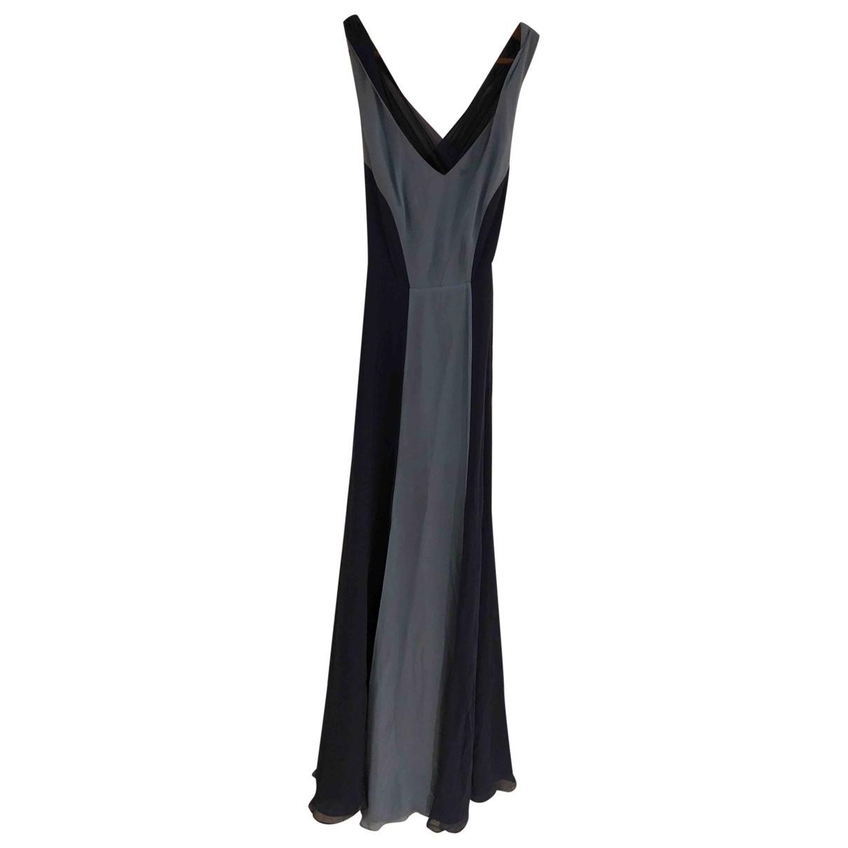 Maxi vestido de Seda Reiss