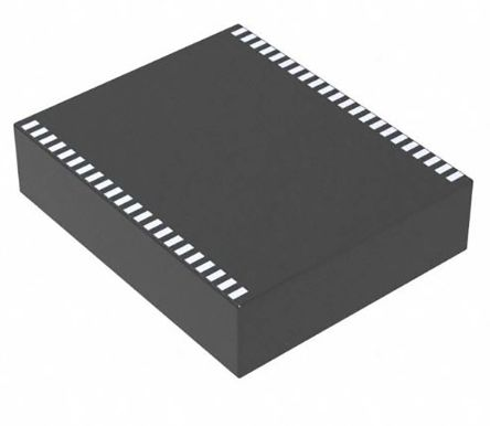 Maxim Integrated MAXM22510GLH+, Line Transceiver 1(RS-485/RS-422)-TX 1(RS-485/RS-422)-RX, 3.6 V, 44-Pin LGA (160)