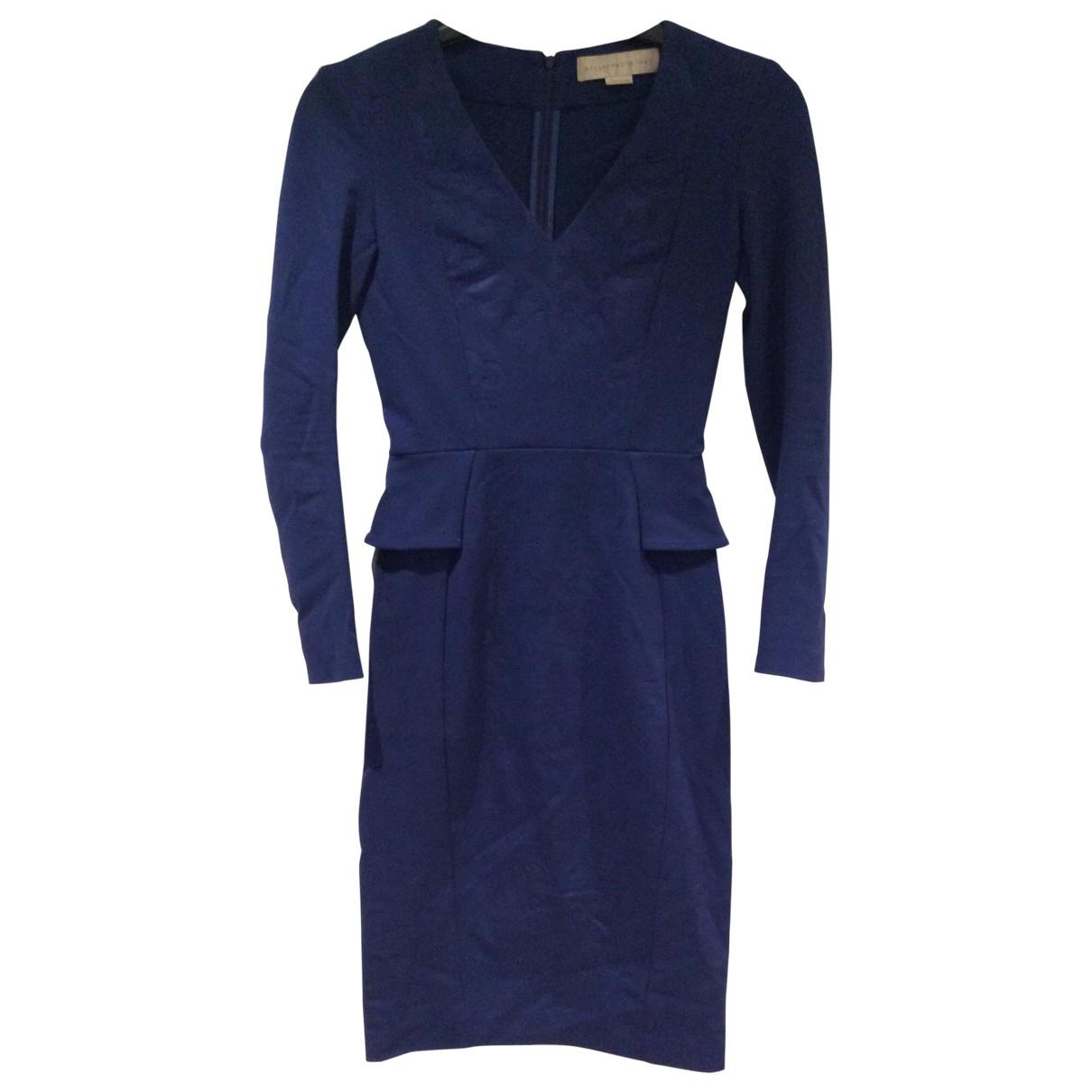 Stella Mccartney \N Blue dress for Women 38 IT