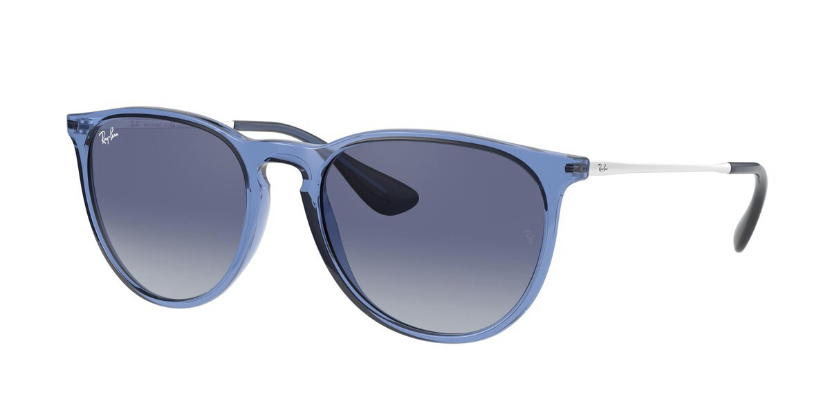 Ray-Ban RB4171 Erika 65154L Men's Sunglasses Blue Size 54