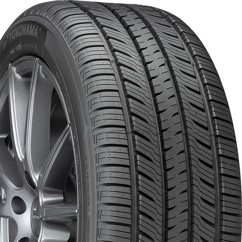 Yokohama 110132836 AVID Ascend LX Tire 235/45 R18 94V SL BSW